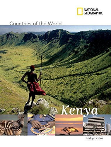 9780792276685: National Geographic Countries of the World: Kenya