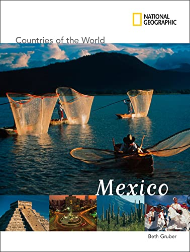 9780792276692: Mexico (National Geographic Countries)