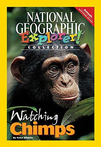 9780792278535: Explorer Books (Pathfinder Science: Animals): Watching Chimps