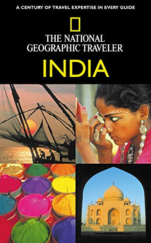9780792278986: The National Geographic Traveler India