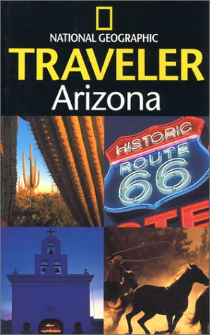 9780792278993: Arizona (National Geographic Traveler)