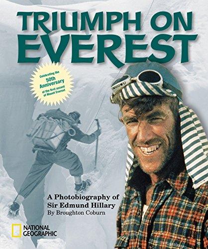 9780792279327: Triumph on Everest: A Photobiography of Sir Edmund Hillary