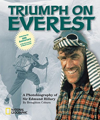9780792279327: Triumph on Everest: A Photobiography of Sir Edmund Hillary