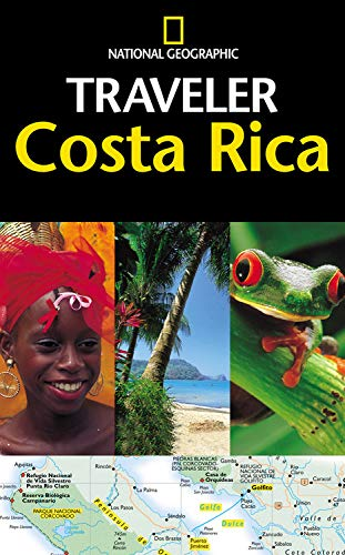 9780792279464: Costa Rica (National Geographic Traveler)