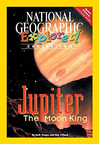 9780792280248: Explorer Books (Pathfinder Science: Space Science): Jupiter: The Moon King