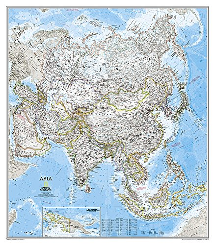9780792280989: Asia: NG.PC602812 (National Geographic Reference Map)
