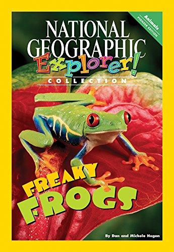 9780792281566: Freaky Frogs (Explorer Books)
