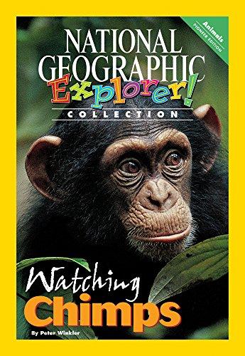 9780792281641: Explorer Books (Pioneer Science: Animals): Watching Chimps