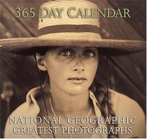 9780792282259: National Geographic Greatest Photographs 365-Day 2005 Calendar