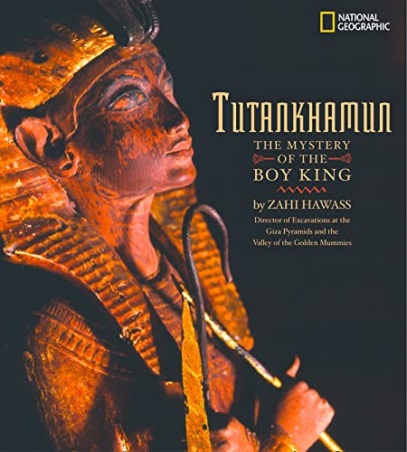 9780792283546: Tutankhamun: The Mystery of the Boy King (Crossroads America)