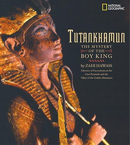 9780792283546: Tutankhamun: The Mystery of the Boy King (Crossroads America)