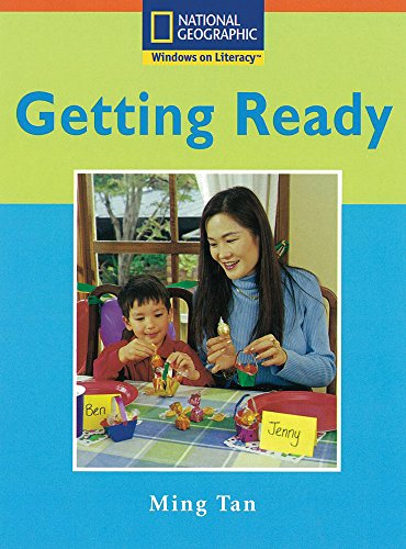 9780792284567: Windows on Literacy Step Up (Social Studies: Me and My Family): Getting Ready