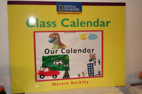 9780792285526: Class calendar (Windows on literacy)