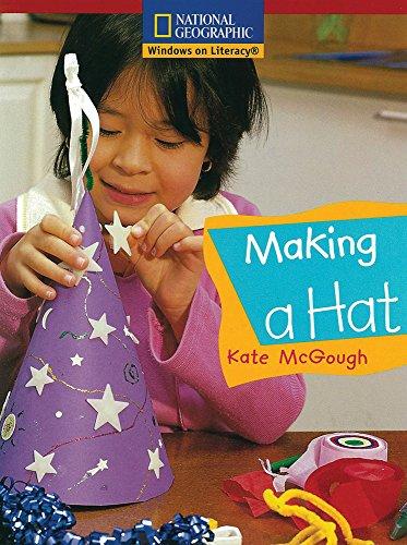 Making a Hat: Sylvia Linan Thompson;