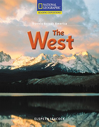 9780792286820: Reading Expeditions (Social Studies: Travels Across America): The West (Avenues)