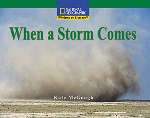 When a Storm Comes: Kate McGough; National
