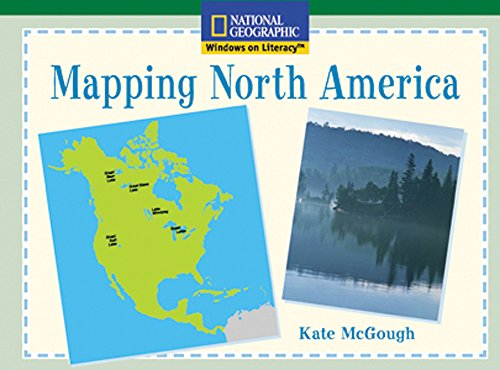 Mapping North America: Mcgough, Kate