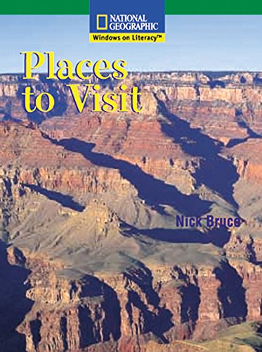 9780792287438: Windows on Literacy Fluent (Social Studies: History/Culture): Places to Visit (Rise and Shine)