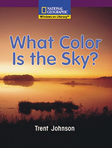 9780792287490: Windows on Literacy Early (Science: Earth/Space): What Color Is The Sky?