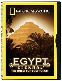 9780792288169: National Geographic Egypt Eternal: The Quest for Lost Tombs