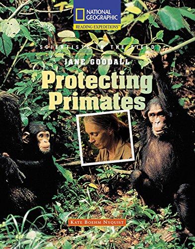 9780792288831: Jane Goodall: Protecting Primates