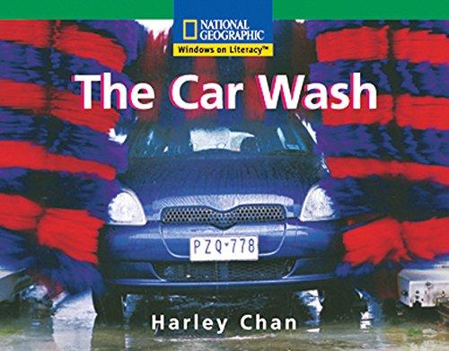 9780792289623: Windows on Literacy Fluent (Social Studies: Technology): The Car Wash