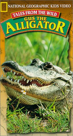 9780792294023: Tales from the Wild:Gus the Alligator [VHS]