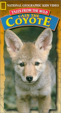 9780792294047: Tales from the Wild:Cain the Coyote [VHS]
