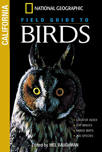 9780792294658: National Geographic Field Guide to Birds: California
