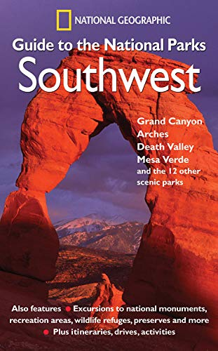 9780792295396: National Geographic Guide to the National Parks: Southwest