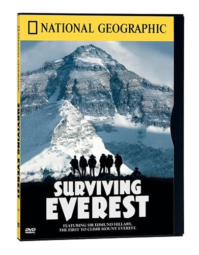9780792299981: National Geographic: Surviving Everest