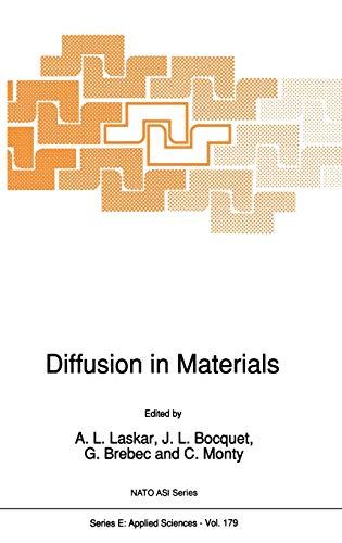 Diffusion in Materials: Laskar, A. L.; Bocquet, J. L.; Brebec, G.; Monty, C. (Hrsg.)