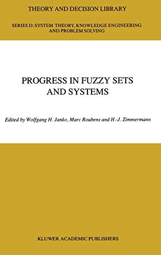 Progress in Fuzzy Sets and Systems (Theory
