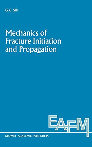 Mechanics of Fracture Initiation and Propagation Surface and volume energy density applied as ...