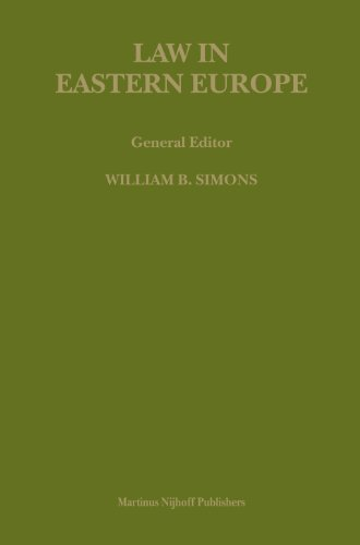 Carriage of Goods by Sea in the Practice of the U. S. S. R. Maritime Arbitration Commission (Law in...