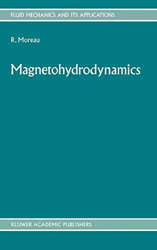 Magnetohydrodynamics: Moreau, R. J.