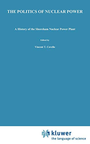 The Politics of Nuclear Power: D. P. McCaffrey