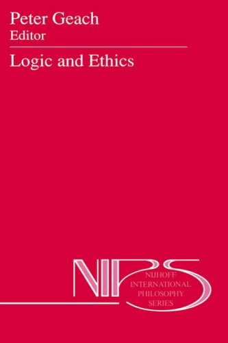 9780792310440: 041: Logic and Ethics (Nijhoff International Philosophy Series)