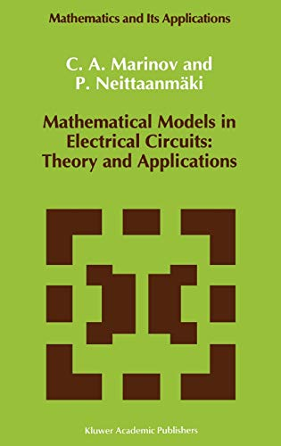 9780792311553: Mathematical Models in Electrical Circuits: Theory ...