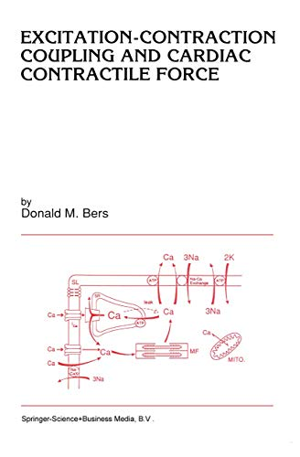 9780792311867: Excitation-Contraction Coupling and Cardiac Contractile Force (Developments in Cardiovascular Medicine)