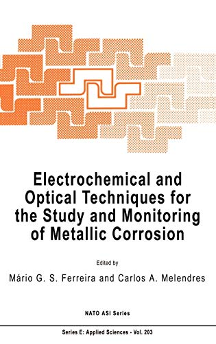 Electrochemical and Optical Techniques for the Study: M.G.S FERREIRA
