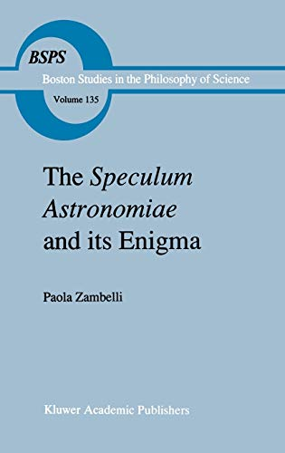The Speculum Astronomiae and Its Enigma Astrology, Theology and Science in Albertus Magnus and his ...