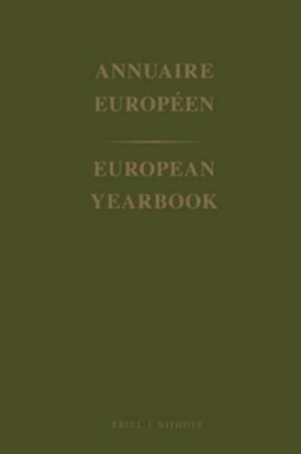 Annuaire Europeen 1990 / European Handbook 1990, Vol. XXXVIII: G. Adinolfi