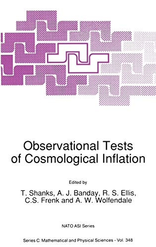 Observational Tests of Cosmological Inflation: A. J. Banday