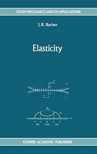 Elasticity: Barber, J. R.