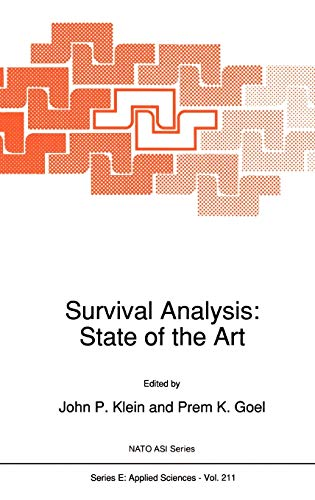 9780792316343: Survival Analysis: State of the Art (NATO ASI series, Series E)