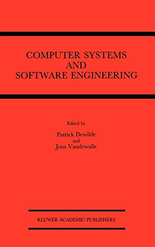 9780792317180: Computer Systems and Software Engineering: State-of-the-art