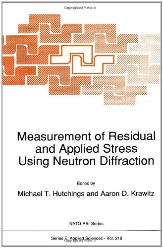 Measurement of Residual and Applied Stress Using Neutron Diffraction (NATO Science Series E: (...
