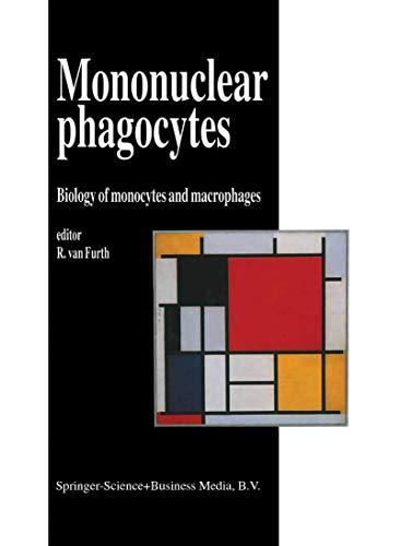 Mononuclear Phagocytes (Hardcover): Ralph Van Furth
