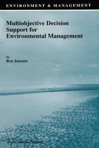 9780792319085: Multiobjective Decision Support for Environmental Management (Environment & Management)